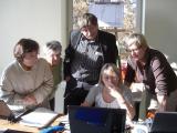 Formation d'arbitrage, Duplitop et Sigles  –  Chaponost le 15 novembre 2008