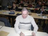Championnat Régional  –  Beynost  –  Dimanche 1 février 2009