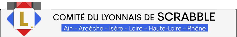 Comite du Lyonnais de Scrabble