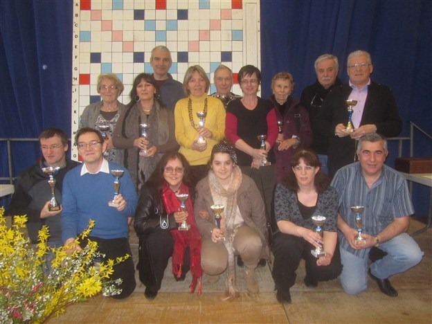 Podium Championnat Régional Beynost 07-04-2013 (1)