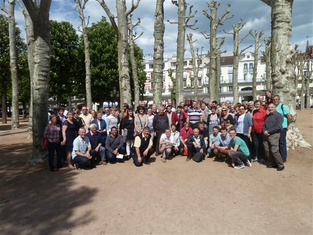 Lyonnais au Champ de France Vichy 7 et 8 mai 2016