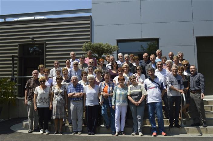 CA du Comité Meyzieu 28-05-2016