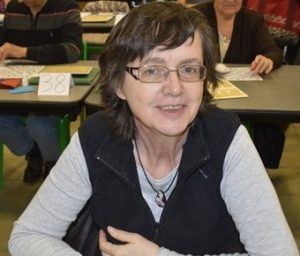Mireille Rossignol joueuse du mois de mai 2016(1)